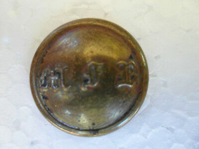 Melbourne fire brigades fireman Australia Australian uniform button brigade old