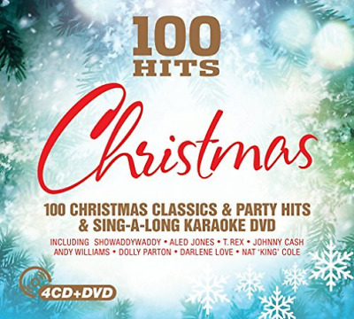 Various Artists-100 Hits - Christmas (UK IMPORT) CD NEW