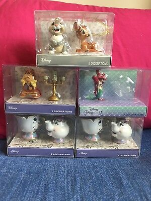 Primark Christmas Decorations Disney Characters Bambi And Thumper