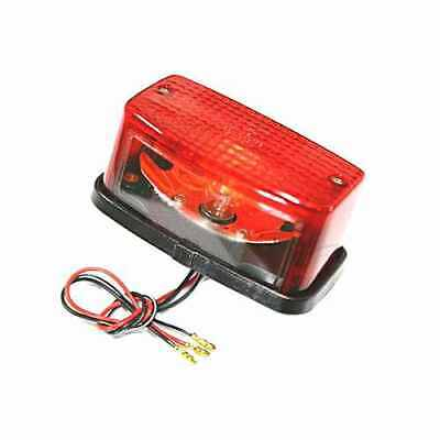 Tail Light Jmp For Honda MTX 200 RW 1983 - 1988