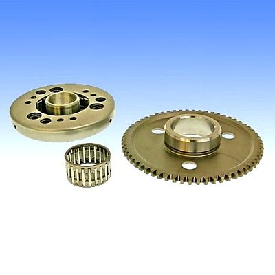 Starter Clutch Free Wheel With Starter Gear For CCF Cat 125 1998 - 2002