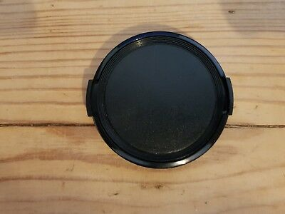 58mm Front Snap On Lens Cap Fits All 58mm Threaded Lenses.