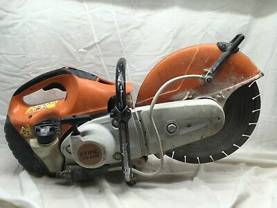 "Stihl 14"" Gas Concrete Cutoff Saw (Model TS420) *Works Great*"