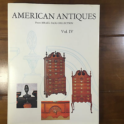 American Antiques Furniture from Israel Sack Collection Volume IV 4