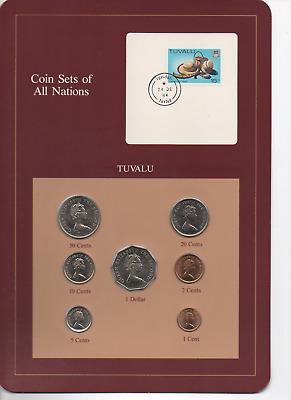 Tuvalu Coin Sets Of All Nations