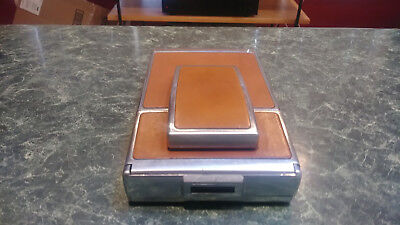Vintage Polaroid SX-70 Land Camera With Manual And Carrying Case