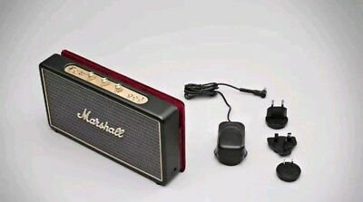 Marshall Stockwell Portable Bluetooth Speaker with Flip Cover**BRAND NEW**