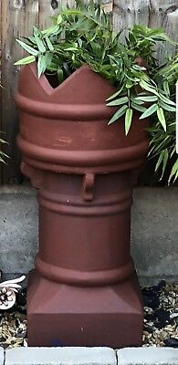 Large reclaimed  Victorian Chimney Pot