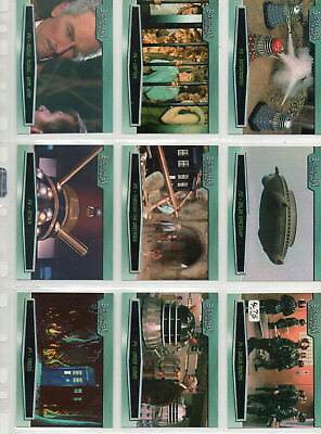 Doctor Who Big Screen - 10-Card Preview Set  NM #475/999 2003 Strictly Ink