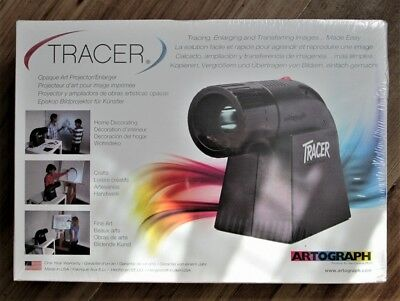 Artograph :The Tracer Projector ~Enlarges up to 10x onto vertical surfaces-NEW++