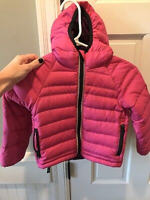 Canada Goose Girls Pink Jacket 2-3