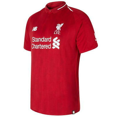 Liverpool 2018/2019 Home Football Shirt 2018/19 Lfc Kit New Sealed With Tags