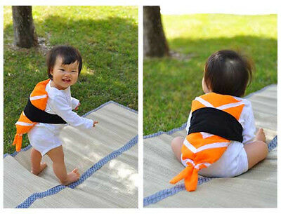 Sushi Costume Small Baby Party Christmas Costume Outfit Gift Fancy Dress