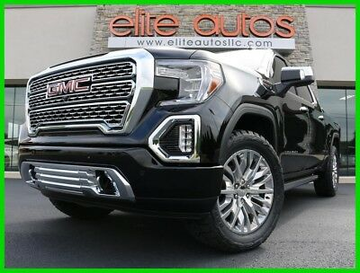 2019 GMC Sierra 1500 Denali 2019 Denali 1500 ULTIMATE PACKAGE Fabtech Lift TOYO TIRES 6.2L V8