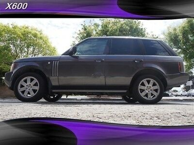 2006 Range Rover HSE HSE 4dr SUV 2006 Land Rover Range Rover for sale!