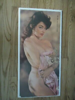 Playboy Centerfold Vintage Playmate Of The Month Miss June