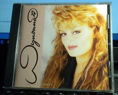 WYNONNA Wynonna Judd CD '92 She Is His Only Need No One Else On Earth+