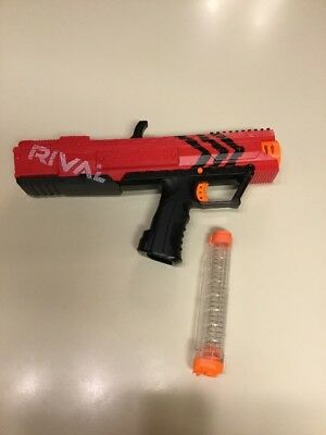Nerf Rival Apollo XV-700 Red Blaster (COMES WITH THE CLIP) NO BALLS