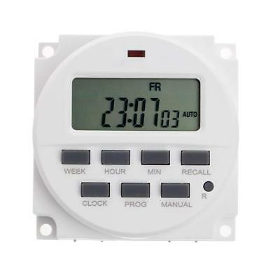 SINOTIMER TM618N-4 12V Programmable Timer Switch with Countdown Time Function AZ