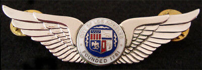 Los Angeles Police Department Air Support Division Pilot's Wings