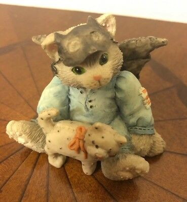 Enesco Calico Kittens-There's No Masking Our Friendship