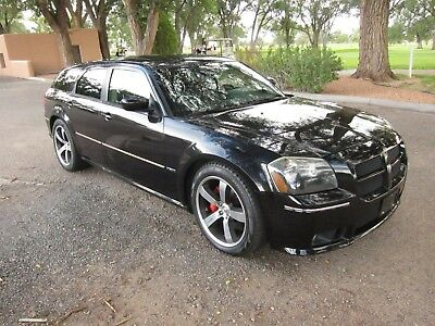 2006 Dodge Magnum SRT8 LOW MILES! 53K 6.1L HEMI 425HP STOCK ENGINE, LIMITED SLIP DIF, MAGNAFLOW EXHAUS