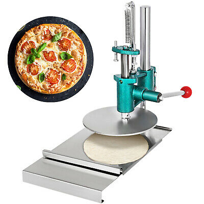 Manual Pizza Dough Press Machine Dough Roller Sheeter Pastry Making Kitchen Tool