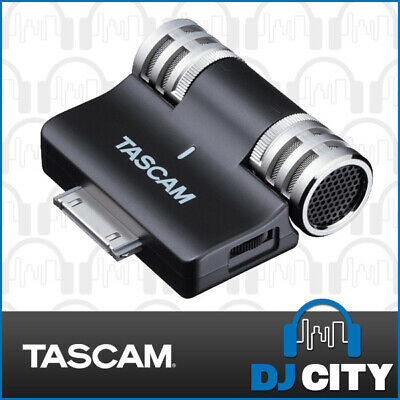Tascam iM2 Mic Recording Audio Interface For iPad iPhone iPod iM-2