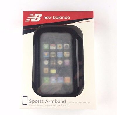 New Balance Sports Armband (iPhone) Reflective Accents ***NEW IN BOX***