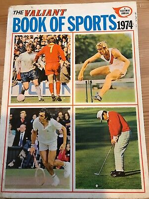 The Valiant Book Of Sports  1974