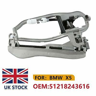 Door Handle Carrier For BMW X5 E53 Inner Front Right Driver Side UK