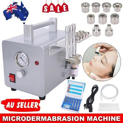 Powerful Diamond Dermabrasion Microdermabrasion Machine Skin Peel Face Beauty
