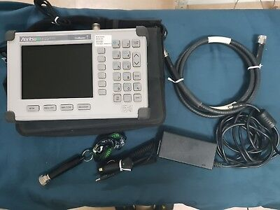 Anritsu_S331D option 003 : Site Master Cable & Antenna Analyzer with ICN50B Cal