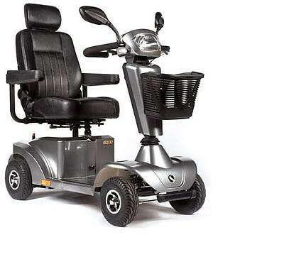 Scooter eléctrica modelo Sterling S400