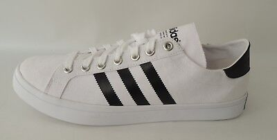 new arrival 9a26b 90295 NEU adidas Court Vantage Low Größe 46 23 Canvas Schuhe Sneaker ORIGINALS  S78765