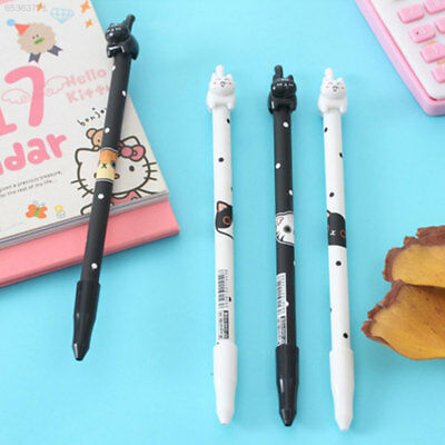 F940 Gel Ink Pen Roller Ball Pen LH School Supplies Office Cute Creative
