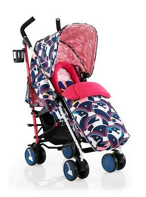 Cosatto Supa Stroller (Magic Unicorns)