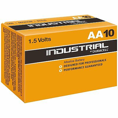 100 Batterie Duracell Industrial Procell Pile Alcaline Stilo AA scad 2025