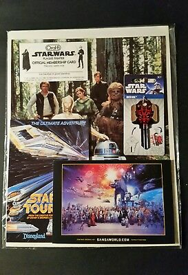 Vintage Stars Wars Collection, Rare U.S.A Star Wars Dental Card Hot Wheels VGC.