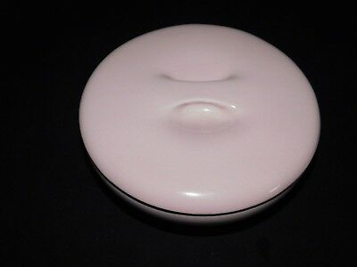 Russel Wright Iroquois China Pink Covered Casserole Dish With Lid