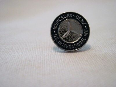 Vintage Mercedes Benz International Sales,service   Hat Pin ,lapel Pin