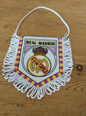 Real Madrid Wimpel