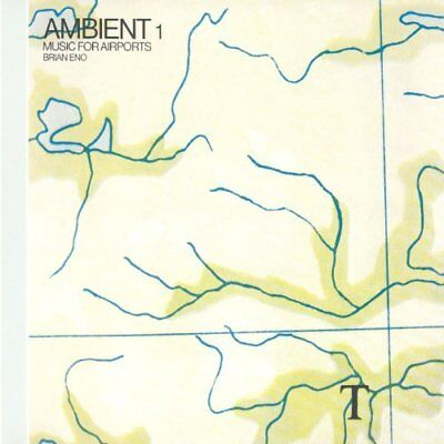 Brian Eno-Ambient 1: Music for Airports (UK IMPORT) CD / Remastered Album NEW