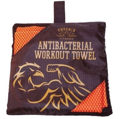 Microfibre Workout Face Towel Quick Dry Anti Bacterial Soft Absorbent Gym Yoga