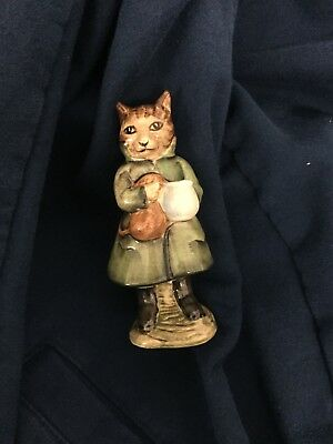 Royal Doulton BEATRIX POTTER FIGURINE Simpkin 1247999