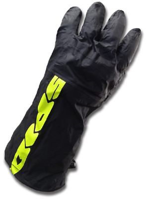 Copriguanti impermeabile Spidi Overgloves Nero