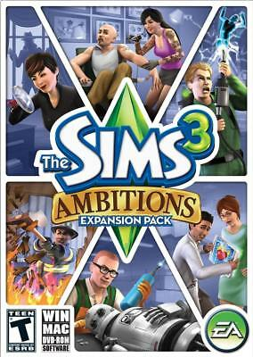 The Sims 3: Ambitions Expansion Pack - PC/Mac