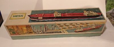 1960's Hess Ship Voyager with box and inserts