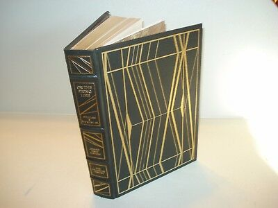 ON THE FIRING LINE by William F Buckley Jr SIGNED Franklin Library LEATHER 1st E