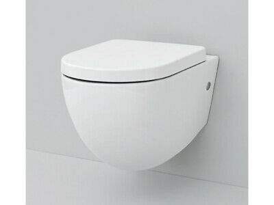 Artceram wall toilet and bidet File